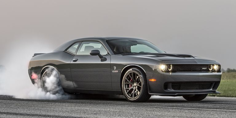 Dodge Hellcat For Sale >> Hennessey Will Now Sell You a 1000-HP Hellcat That Runs a ...