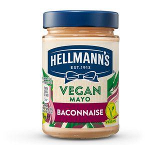 hellman's vegan mayonnaise baconnaise
