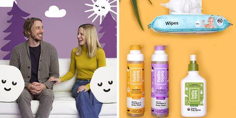 Product, Plastic bottle, Yellow, Skin, Beauty, Purple, Room, Bottle, Hair care, Shampoo,