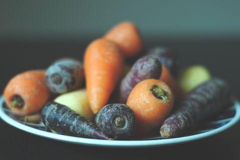 Le carote nere AKA come curare tutti i mali mangiando qualcosa di BELLISSIMO