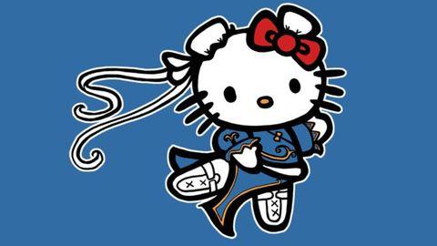 Hello Kitty Street Fighter