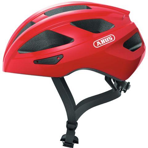 race fietshelm helm wielrennen rood