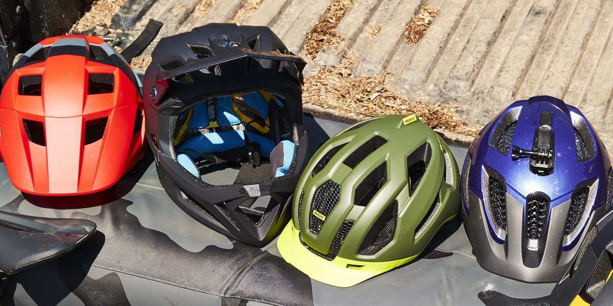 The Best Mountain Bike Helmets You Can Buy Right Now