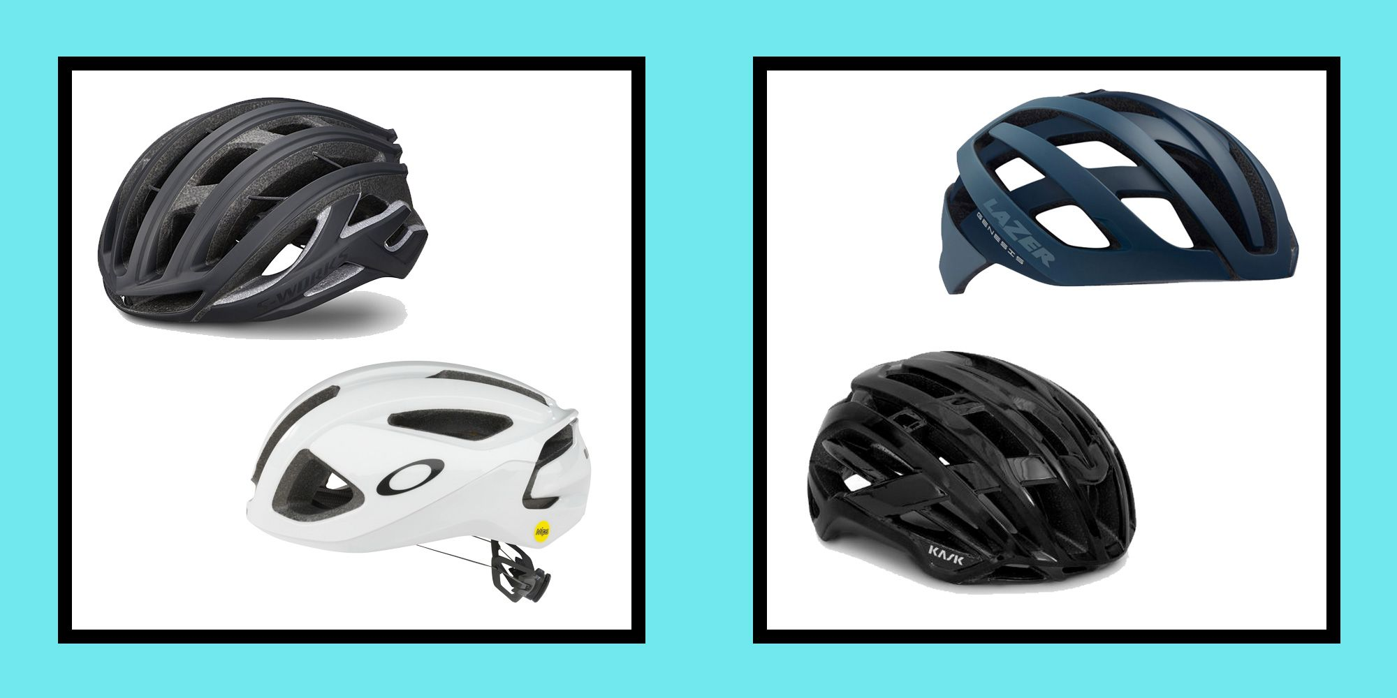 The best cycling helmets from Kask, Specialized, Lazer and more