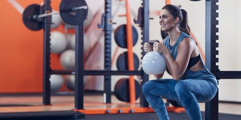 Strength training, Physical fitness, Exercise equipment, Shoulder, Weights, Abdomen, Exercise, Arm, Squat, Weight training,