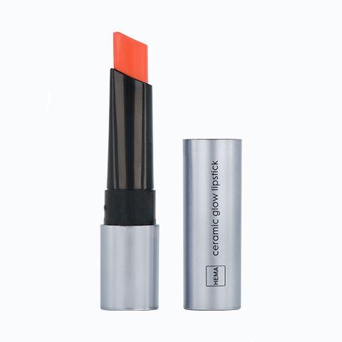 ceramic glow lipstick hema oranje