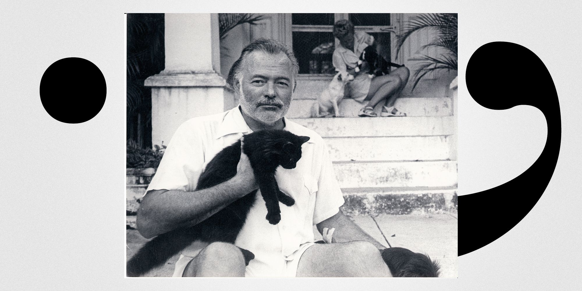 Ken Burns and Lynn Novick Reveal Ernest Hemingway's Private Fascination With Gender Fluidity