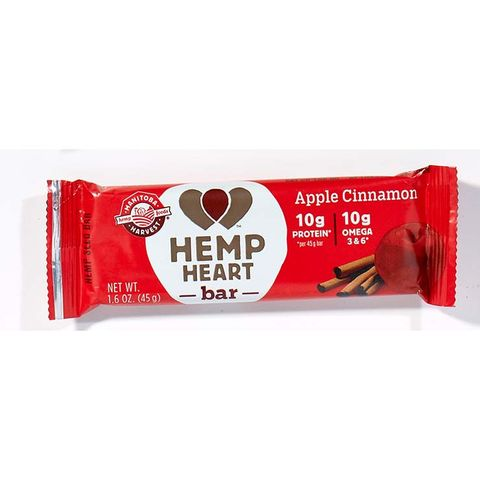 Manitoba Harvest Apple Cinnamon Hemp Heart Bar