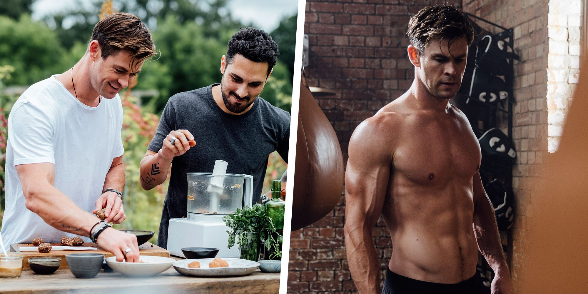 What Chris Hemsworth Eats Every Day for His Iconic Physique