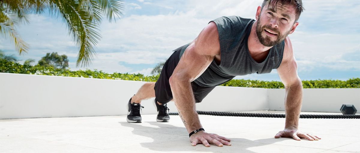 Chris Hemsworth's Functional Fitness Workout