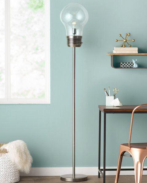 Hendley Lightbulb Floor Lamp