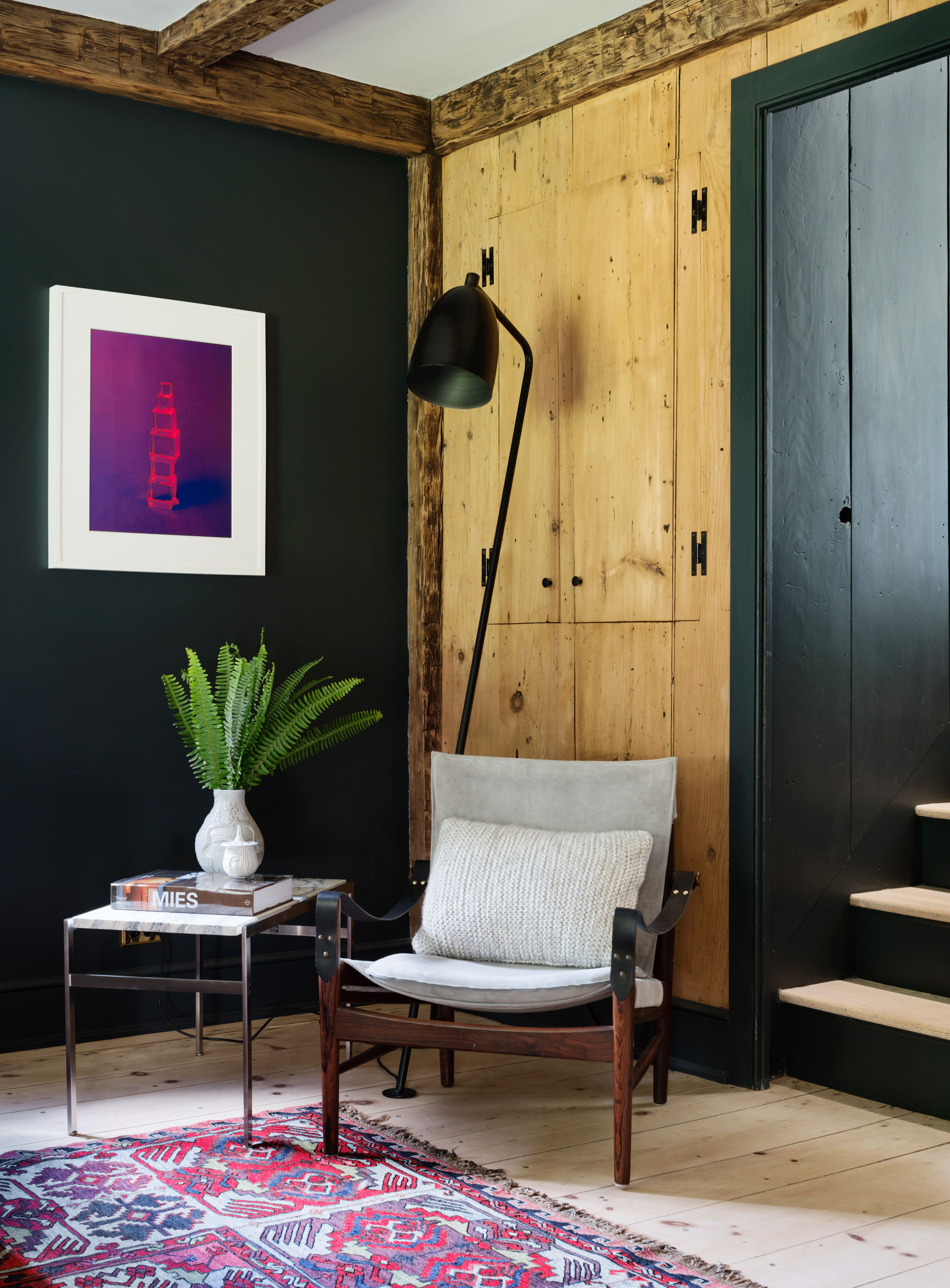 Rendered Garden Wall Ideas, 32 Green Room Ideas How To Decorate With Green Wall Paint Decor