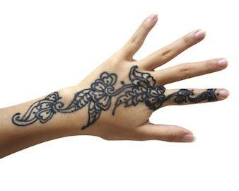de82d0cb0 PPD in Black Henna Tattoos