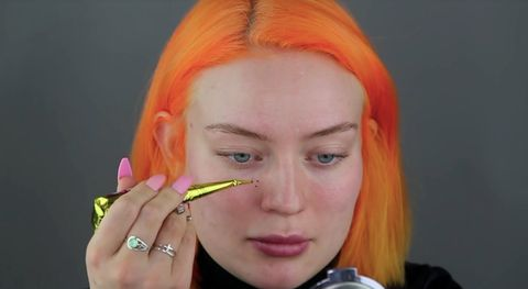 64a88765a This YouTuber Tried to Give Herself Henna Freckles and Needless to ...