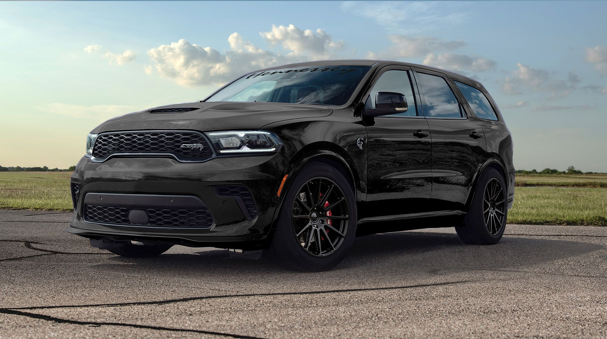 Hennessey 2021 Dodge Durango Srt Hellcat Has 1012 Horsepower