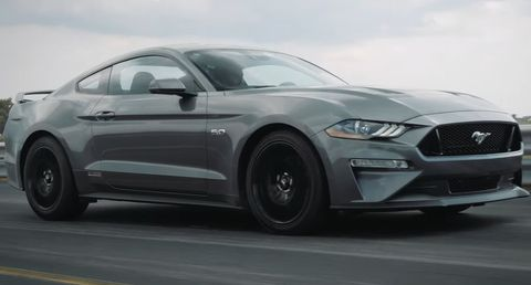 ford mustang hennessey