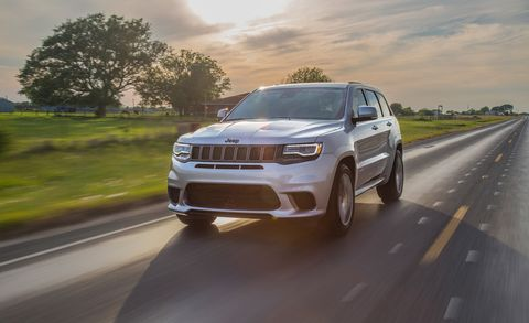 Hennessey HPE1200 Jeep Grand Cherokee Trackhawk