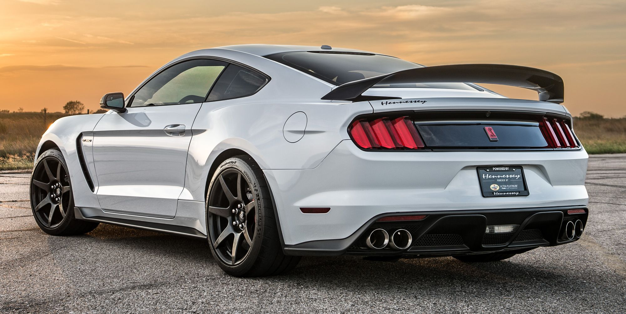 Hennessey's Ford Shelby GT350 R Sound - Hennessey GT350 R ...