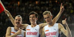 24th European Athletics Championships - Day Four