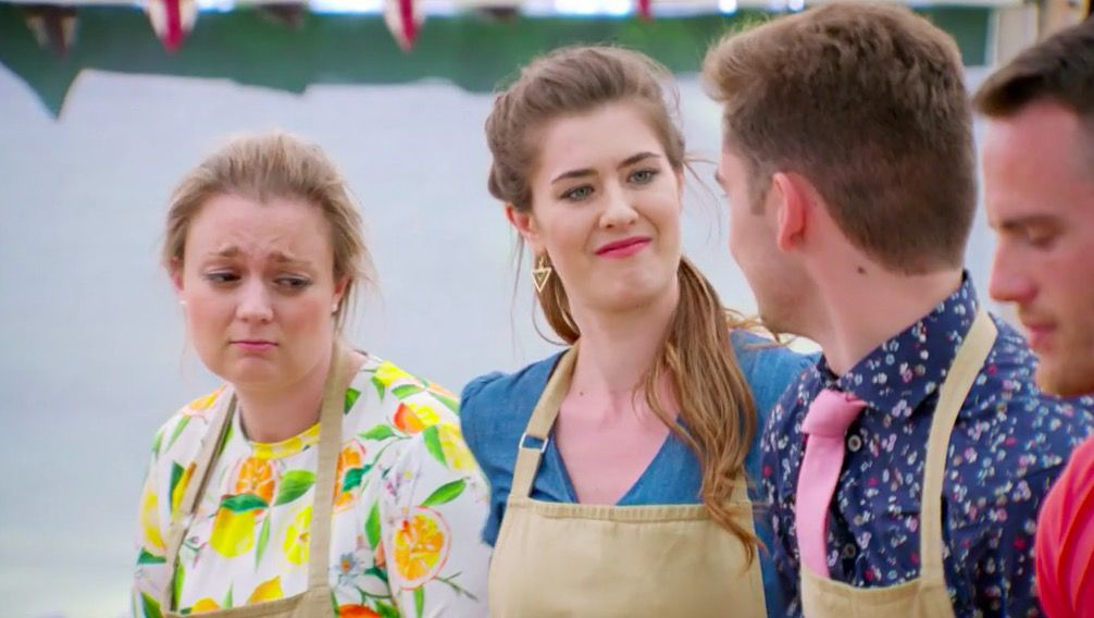 Great British Bake Off fans think Alice and Henry proved they were dating