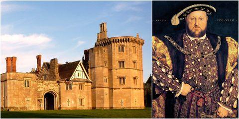 Landmark, Medieval architecture, Castle, Château, Architecture, Mansion, Building, Sky, Historic site, History,