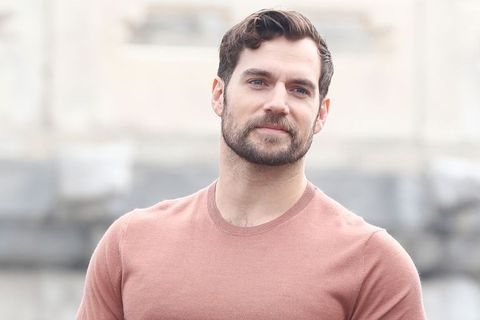 Henry Cavill says he's too scared to flirt in case he's