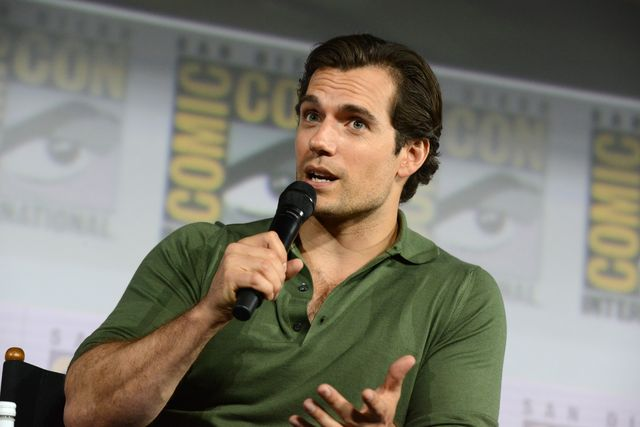 Henry Cavill Shared His Best Advice on Training, Fitness and His Nutrition