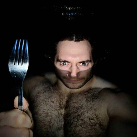 henry cavill dieta