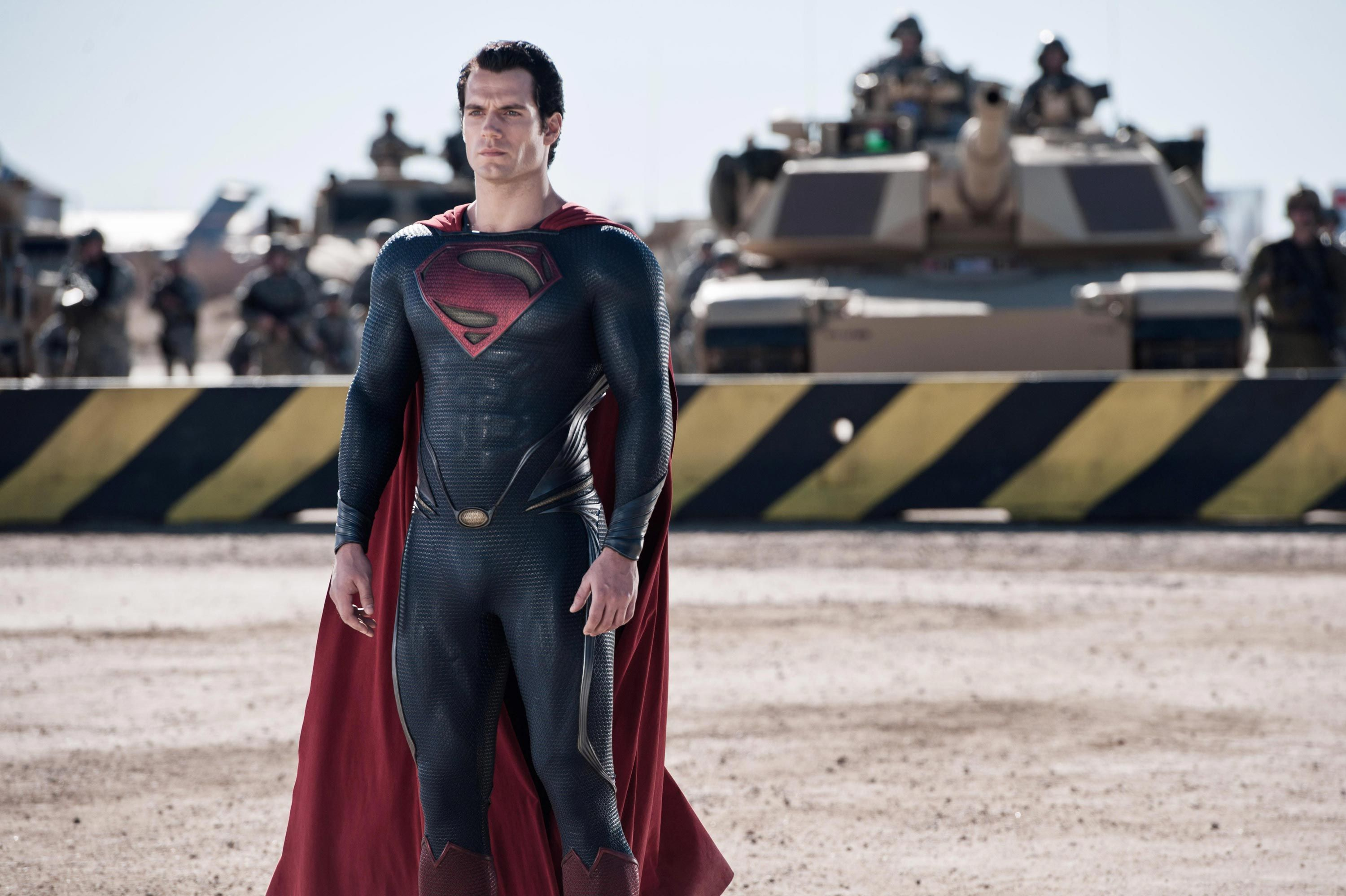 Dwayne Johnson's Black Adam and Henry Cavill's Superman could cross over, producer teases