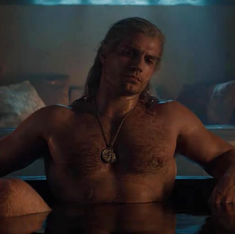 Exclusive: The Witcher boss reacts to that sexy bathtub meme