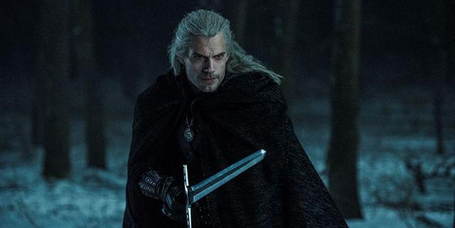 the witcher 2 arriva su netflix a natale 2021