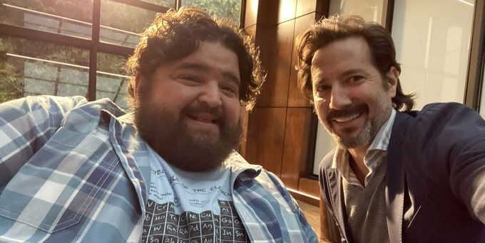 Lost stars Jorge Garcia and Henry Ian Cusick reunite as MacGyver and Hawaii Five-0 crossover