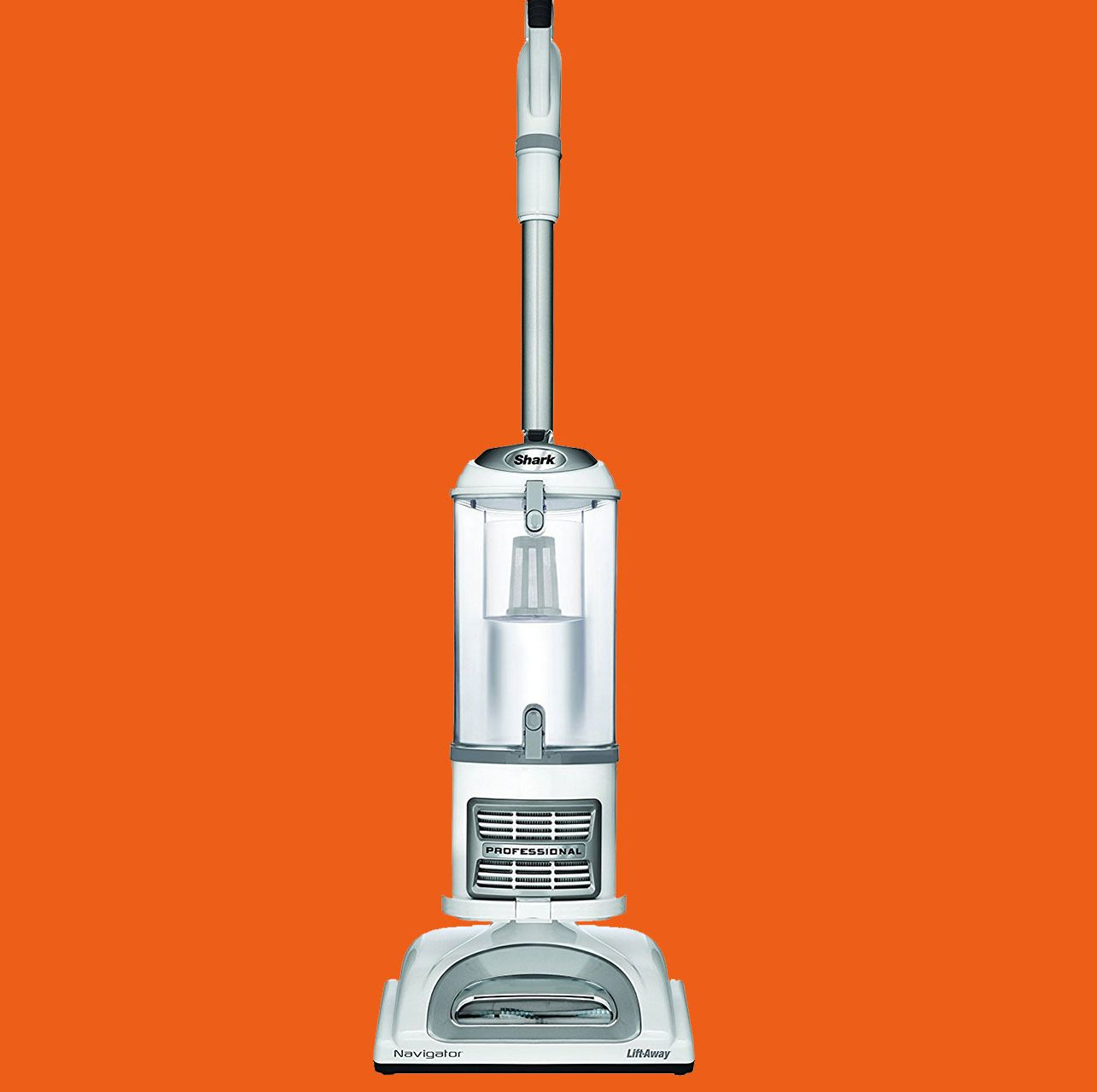 the allergy-fighting hepa vacuum is 50% off today on