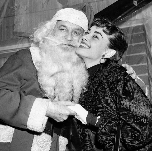Hepburn, Audrey - Schauspielerin, Benefizveranstaltung, New York