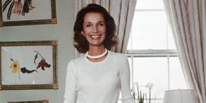 Lee Radziwell in 1978