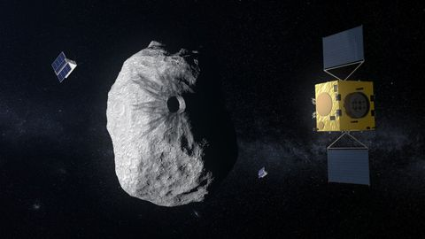 asteroid protection system
