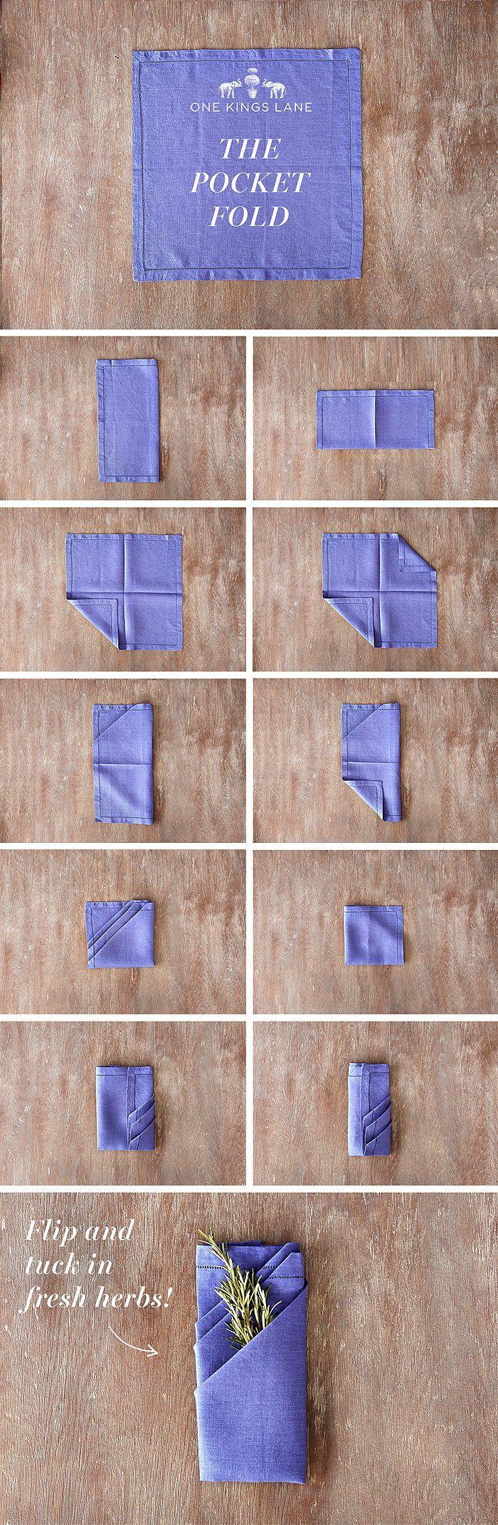 21 Best Napkin Folding Ideas How To Fold Napkins