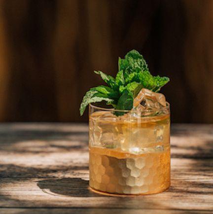 whisky, scotch, drink, honey