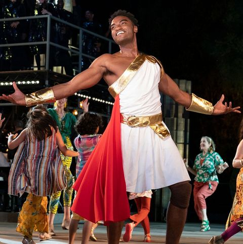 Hercules Theater Review Disney S Future Live Action