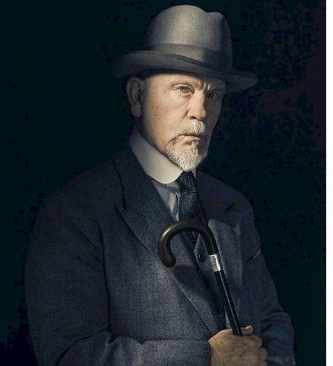 El Misterio de la guía de ferrocarriles, la nueva serie de Hércules Poirot en Movistar.