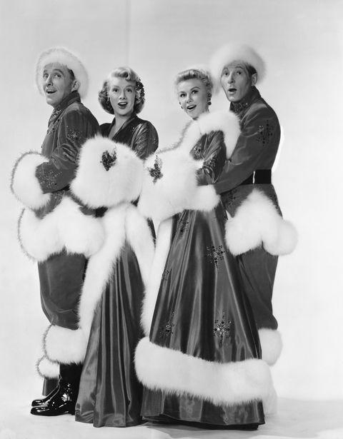 Cast of White Christmas