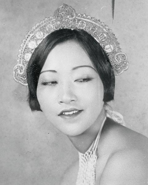 actress anna may wong
