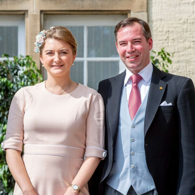 See A Photo Of Prince Guillaume Princess Stephanie Of Luxembourg Royal Baby Prince Charles