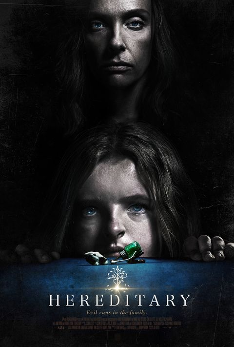 Hereditary Movie Poster - Best Halloween Movies