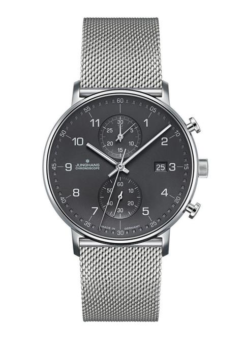 Herenhorloge chronograaf