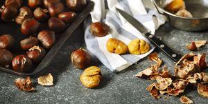 herfst-eetbare-noten-vinden-bos