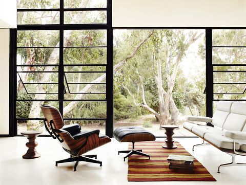 What Is An Eames Lounge Chair Eames Lounge Chair Style