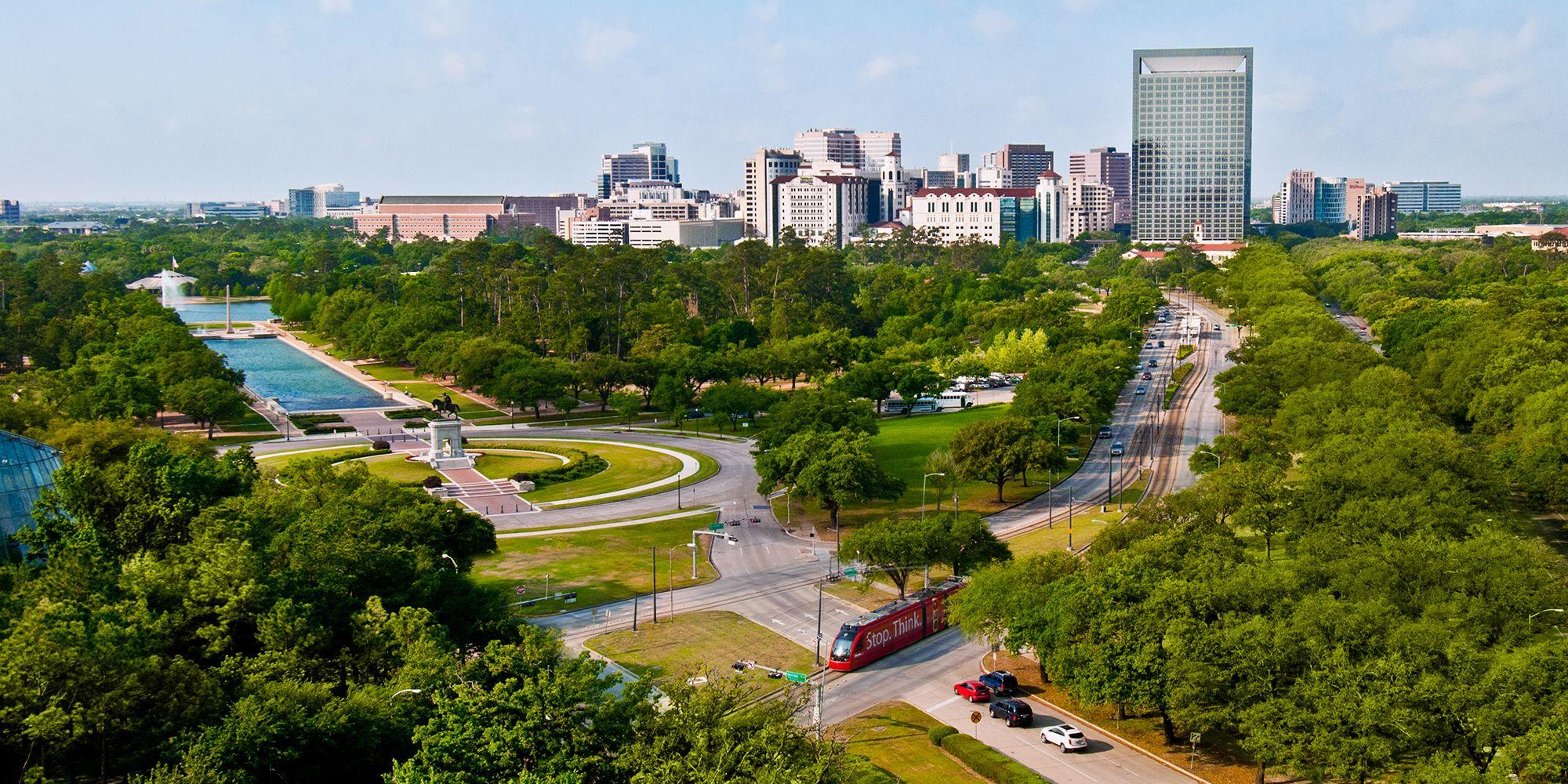 Hermann Park — Houston, Texas