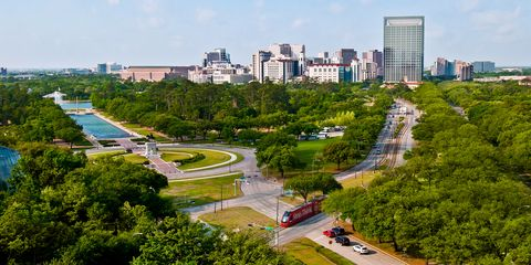 Hermann Park — Houston, Texas
