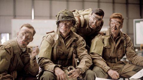 'Hermanos de sangre' es la tercera serie mejor valorada en IMDb